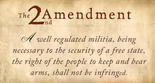 Text of the 2nd amendment
