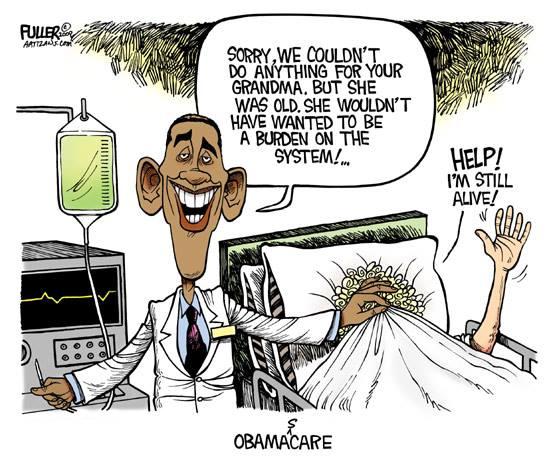 Obamacare Grandma