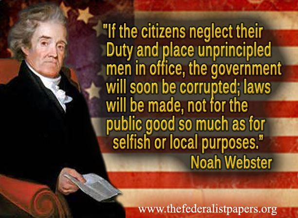 FEDERALIST PAPERS AND FOUNDING FATHER S QUOTES